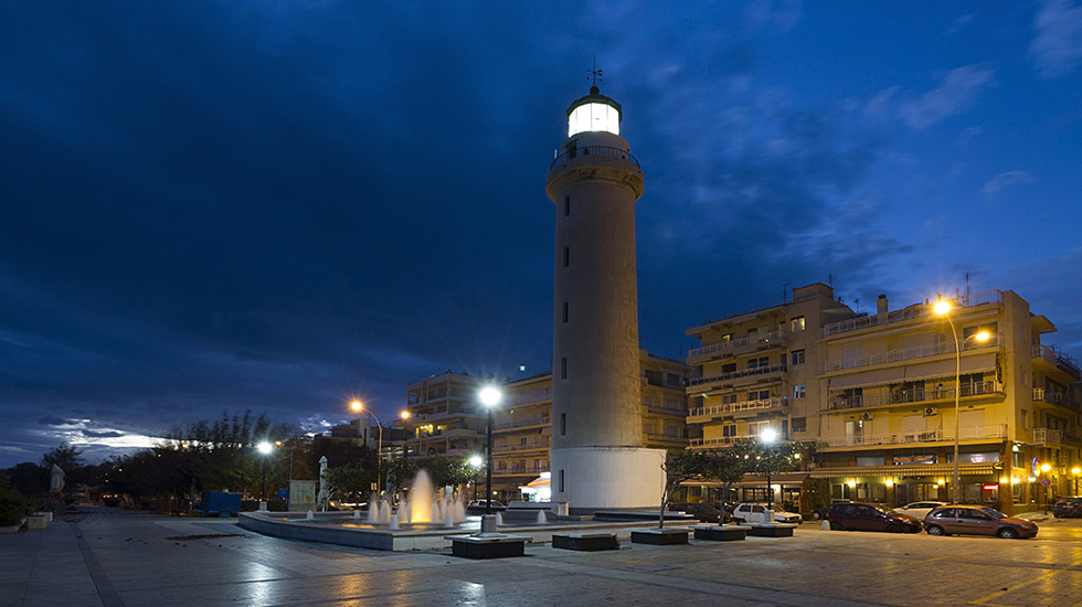 Lighthouse of Alexandroupolis