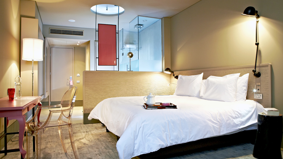 Astir Executive Room with Private Pool | Cleverly designed, they ensure spacious sleeping and living areas