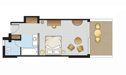 Astir Executive Floorplan
