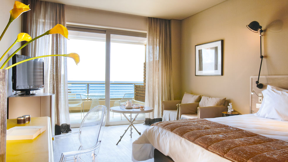 Astir Executive Guestroom, Open Plan Luxurious Sea View Rooms