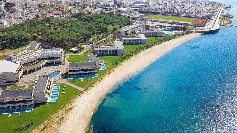 Astir Egnatia Alexandroupolis Luxury Hotel Complex